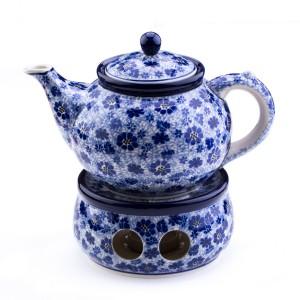 Teapot 1,2 l. + Heater