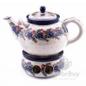 Teapot 1,8 l. + Heater