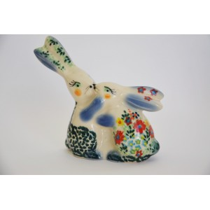 Easter Decoration- Kissing Bunnies