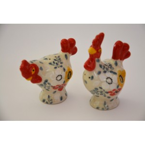 Easter decoration - Hen salt shaker