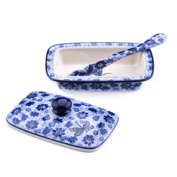 Maselnica + nóż ceramiczny