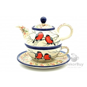 Teapot and cup - Set