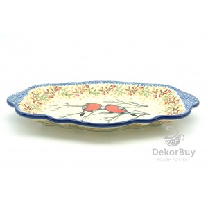 Serving Dish 28x18,5 cm.