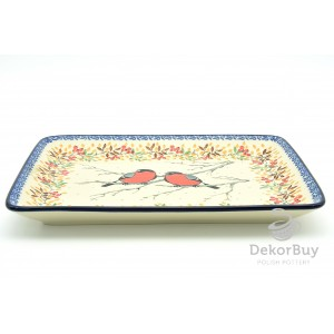Serving dish 24x18,5 cm.
