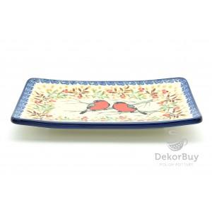 Sushi Tray 18x12 cm.