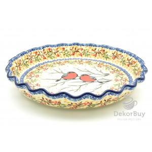 Pie Dish  25,5 cm.