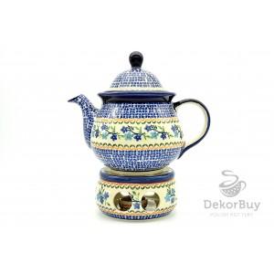 Teapot 1,7 l. + Heater