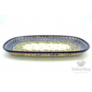 Serving Dish 37,3x23,5 cm.