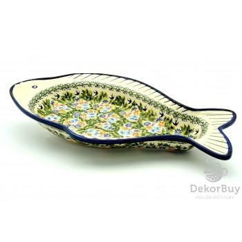 Serving Dish- Fish 44,2 cm.