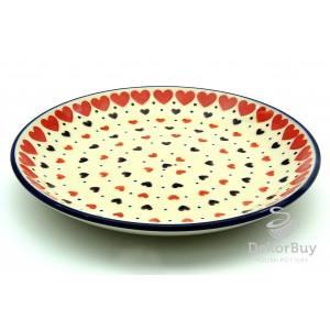 Plate 20 cm.