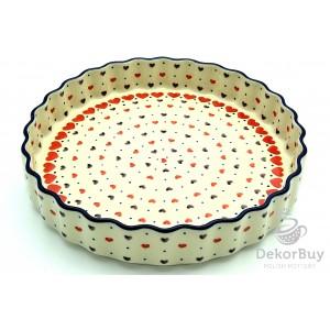 Pie Dish  28,5 cm.