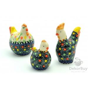 Easter decoration - set of figures