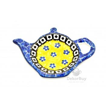 Tea bag rest holder