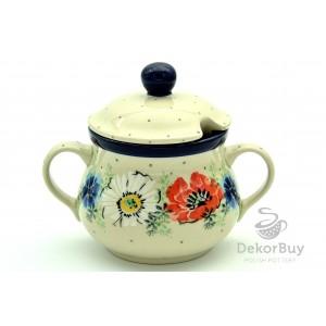 Sugar bowl 0,2 l.