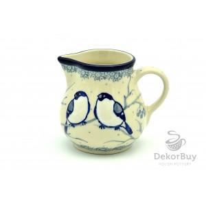 Milk jug 0,2 l.